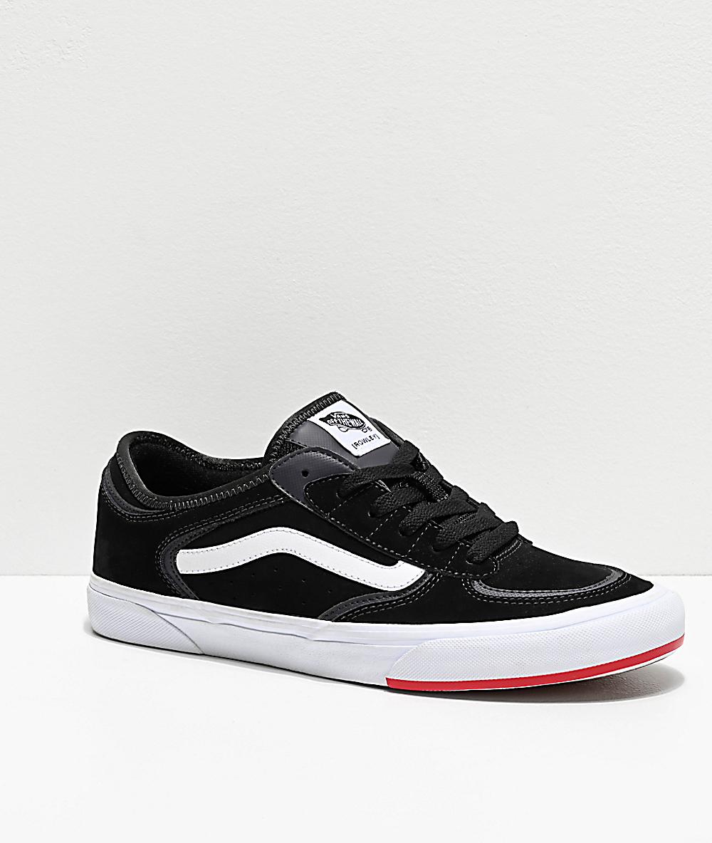 zapatos negros hombre vans