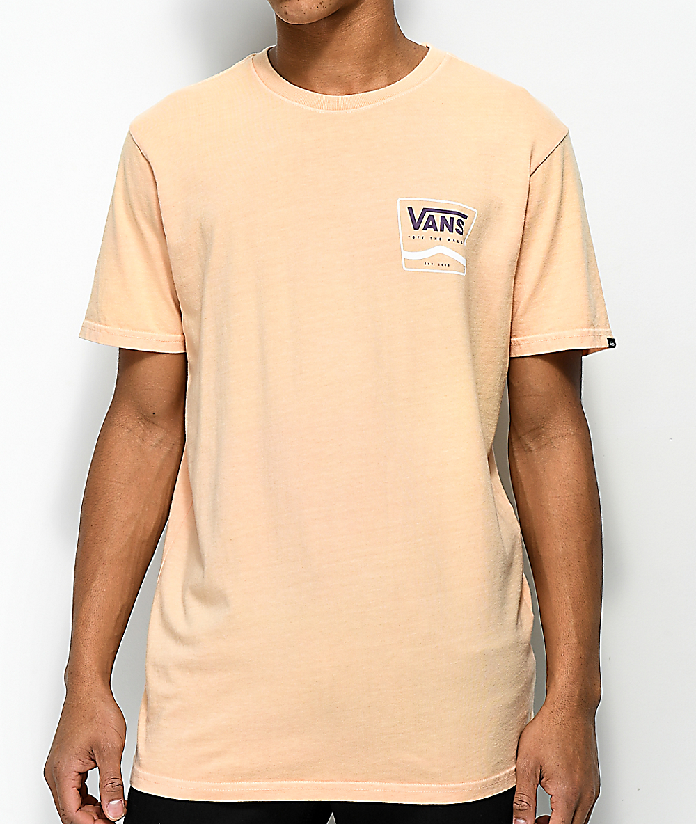 Vans Side Stripe Apricot Ice T Shirt