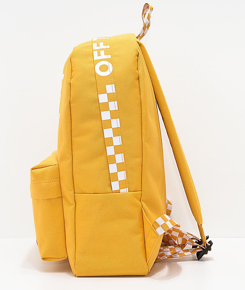 mochila vans pequeña mujer
