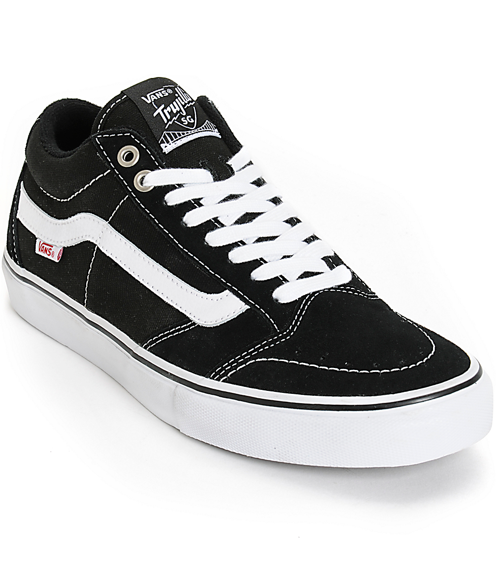 Vans TNT SG Skate Shoes
