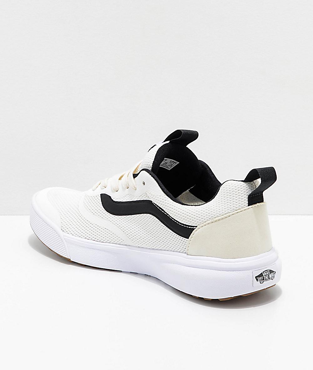 Vans UltraRange Rapidweld Marshmallow & White Shoes