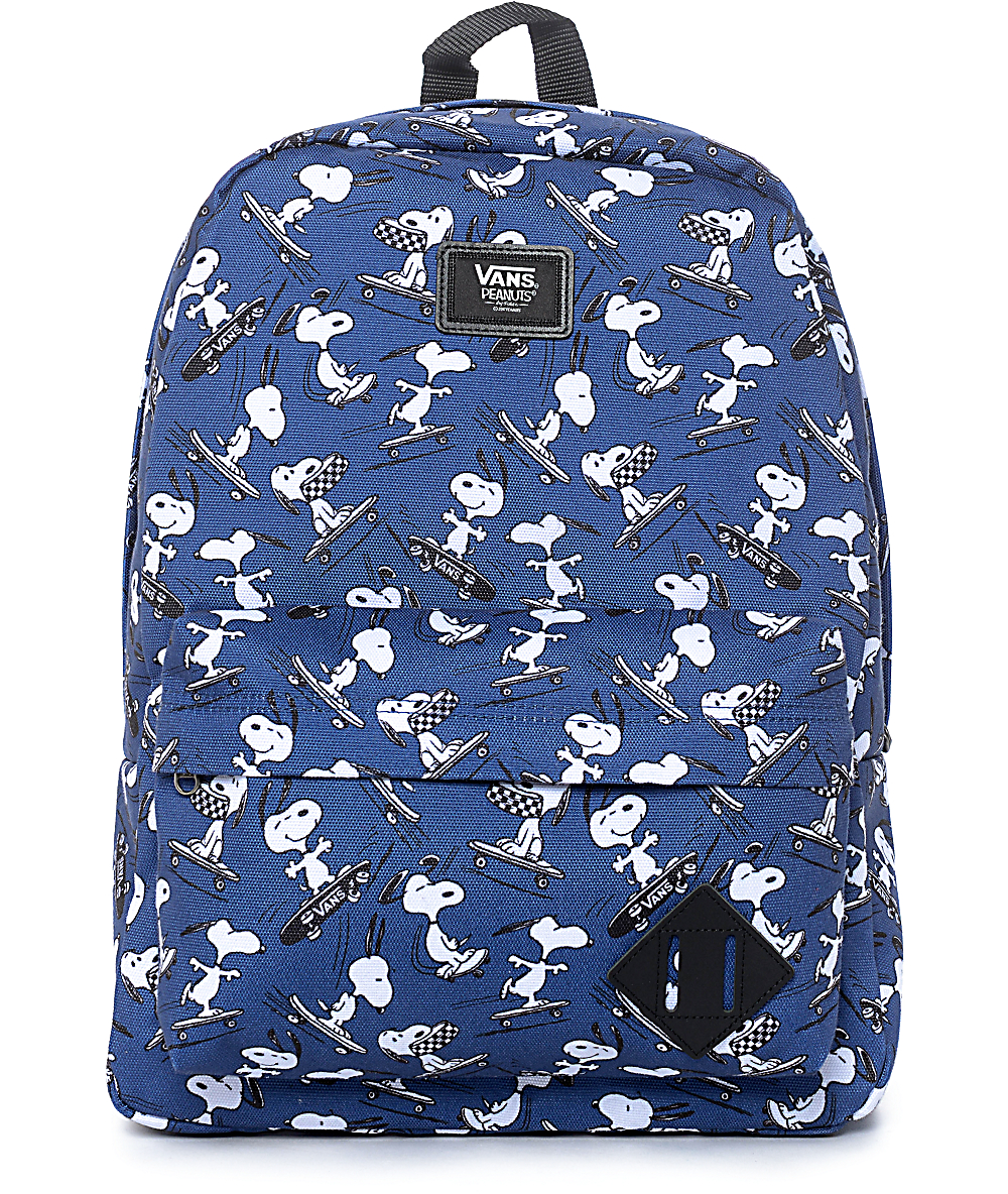 Vans x Peanuts Old Skool Backpack | Shop At Vans