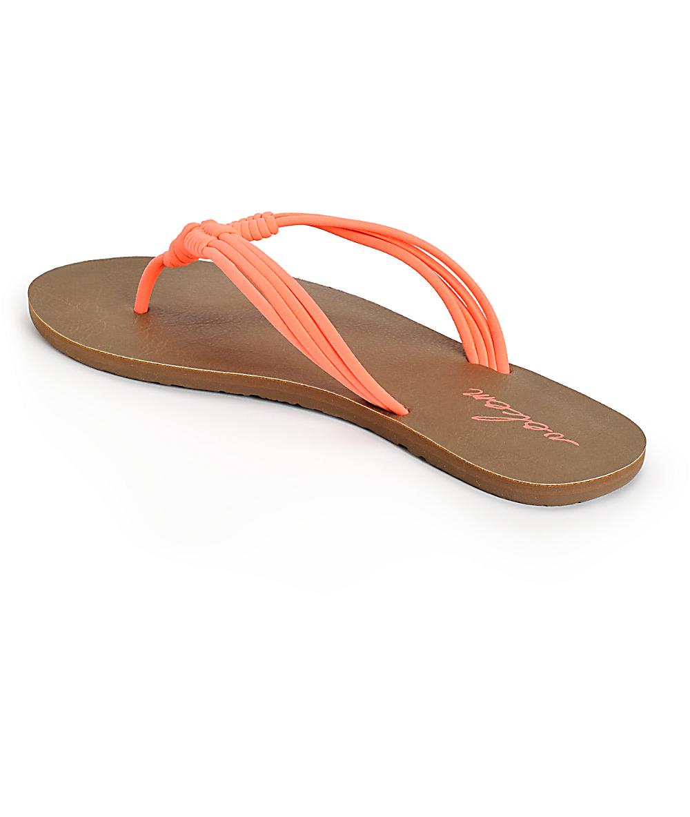 7c7da01b3 Volcom Have Fun Coral Sandals | Zumiez