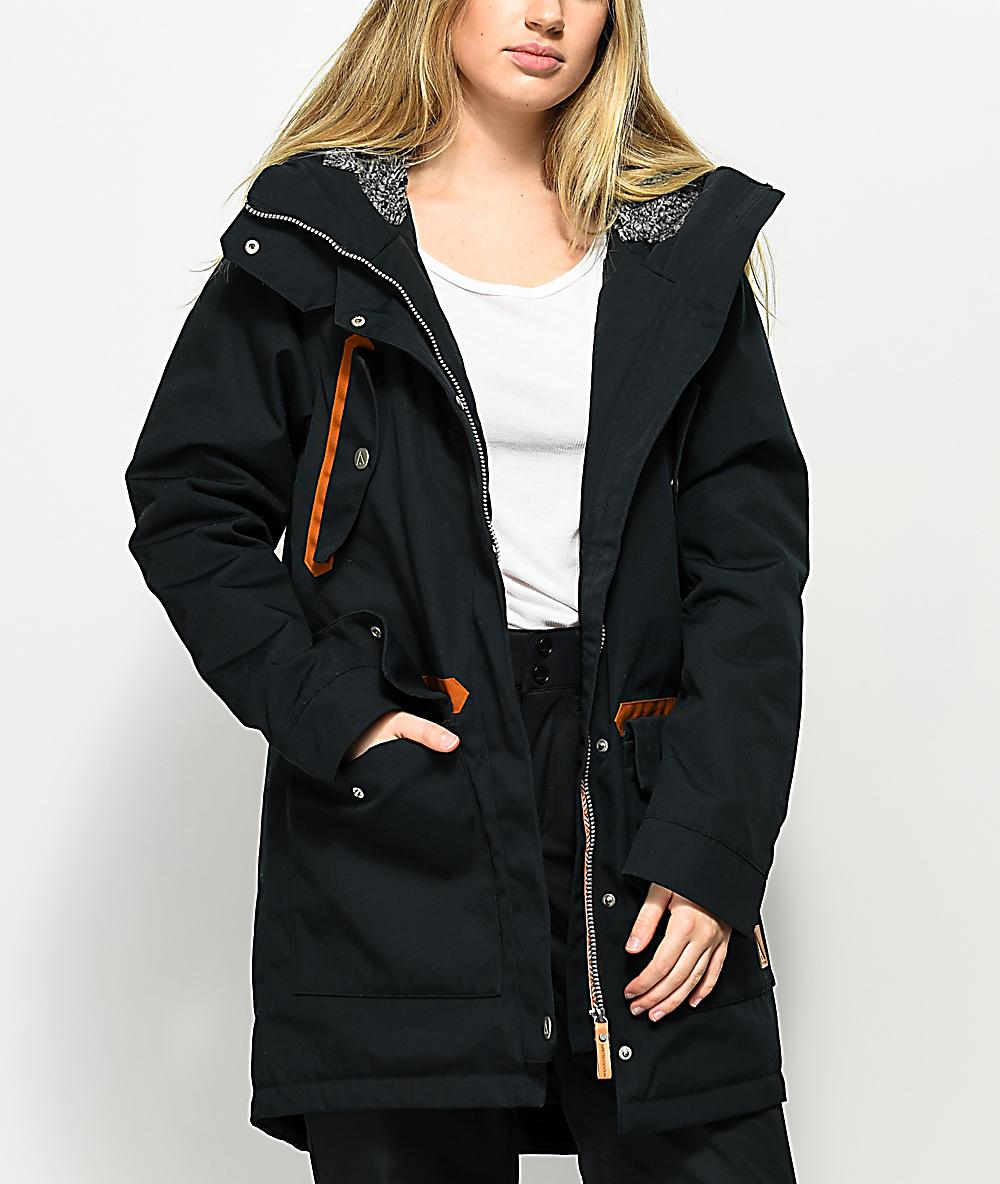 Wear Colour State Snowboard Parka | Blowout Snowboard Shop