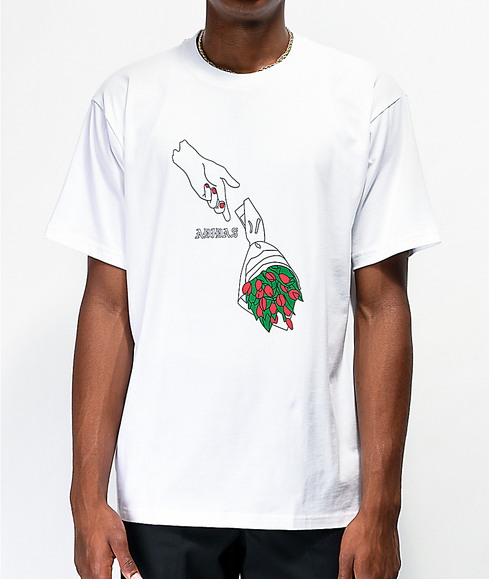 t shirt adidas sushi