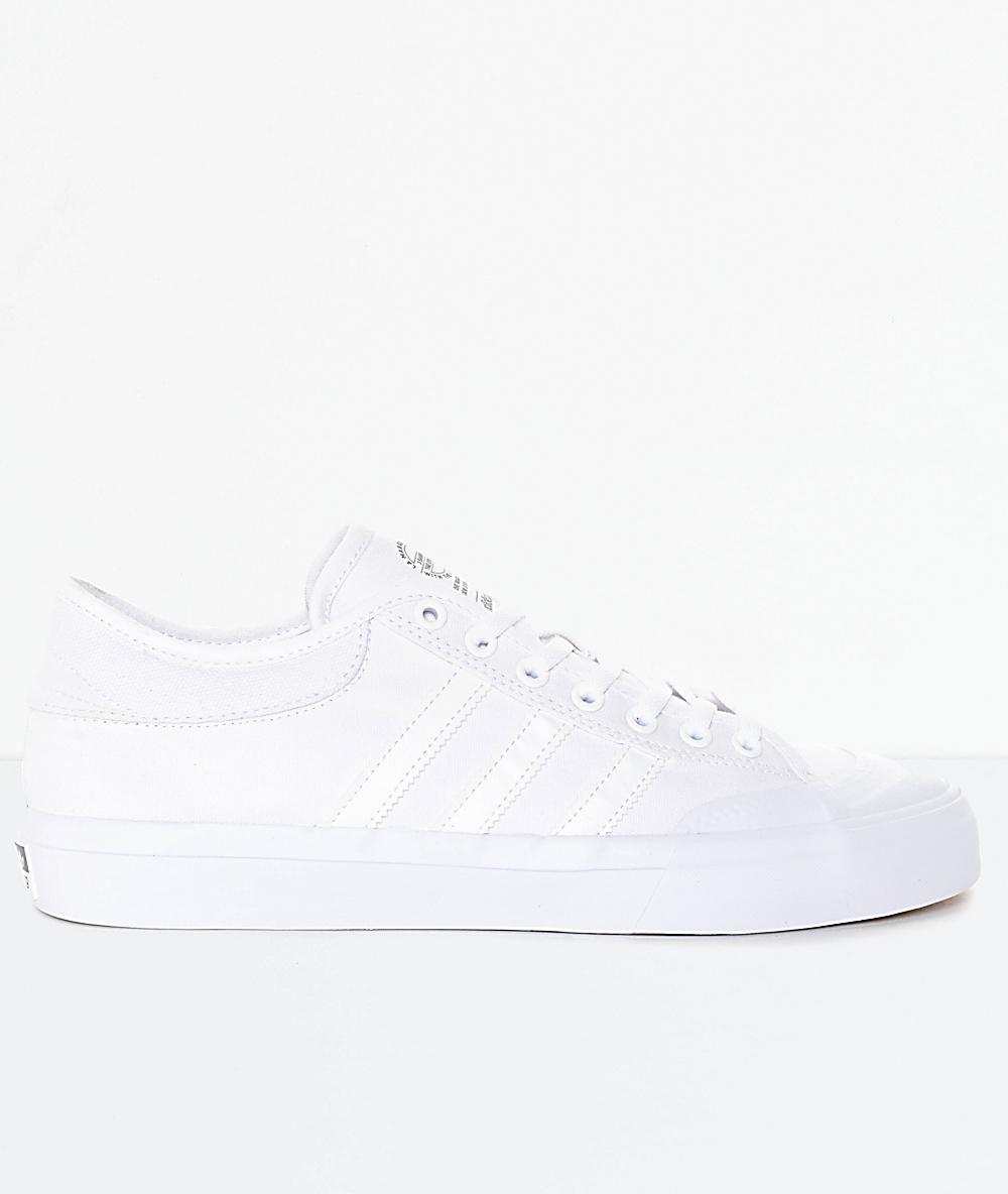 Matchcourt blancos adidas de zapatos todos skate LMjqUzVGSp