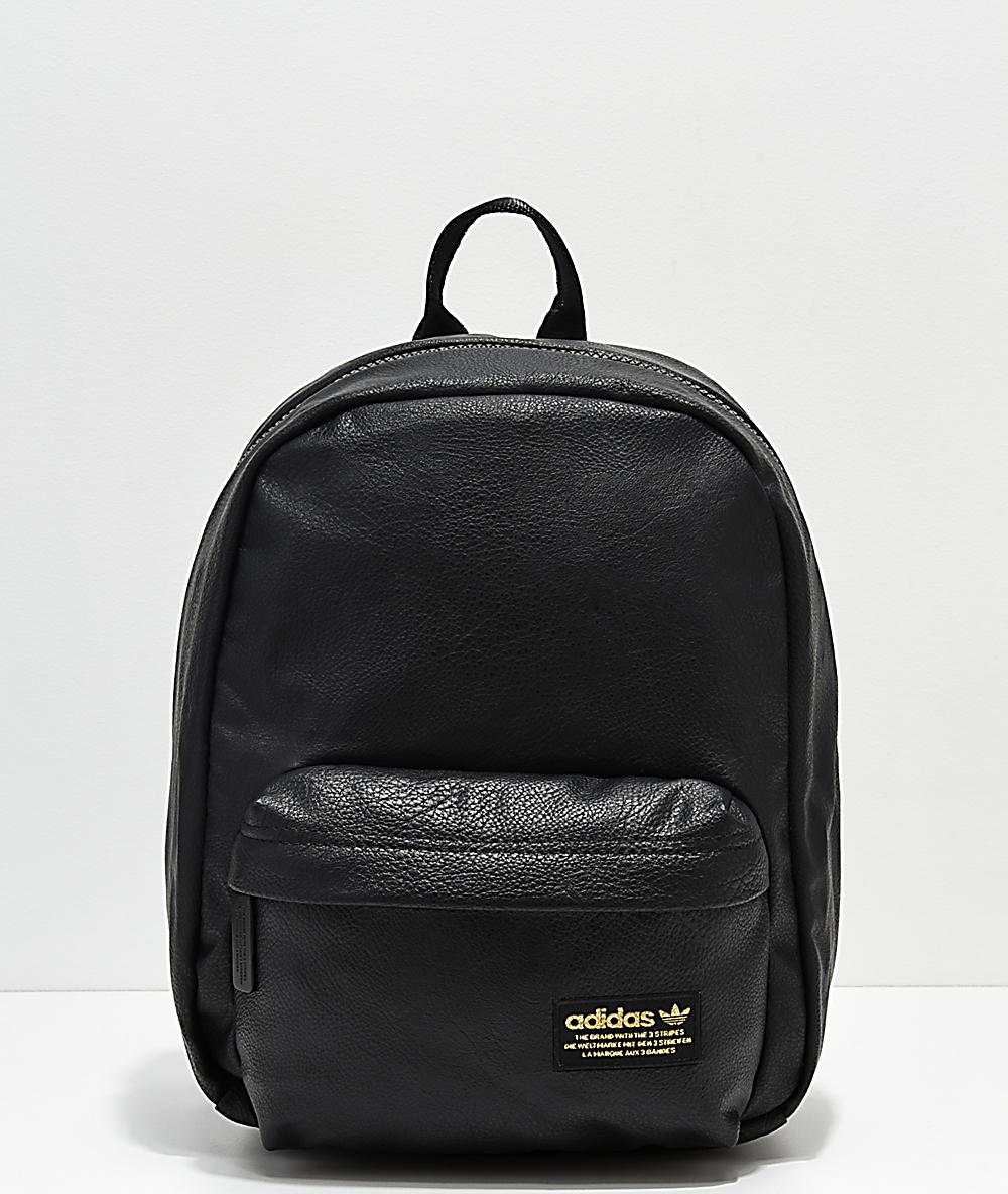 c62e05967f adidas National Compact Black Backpack