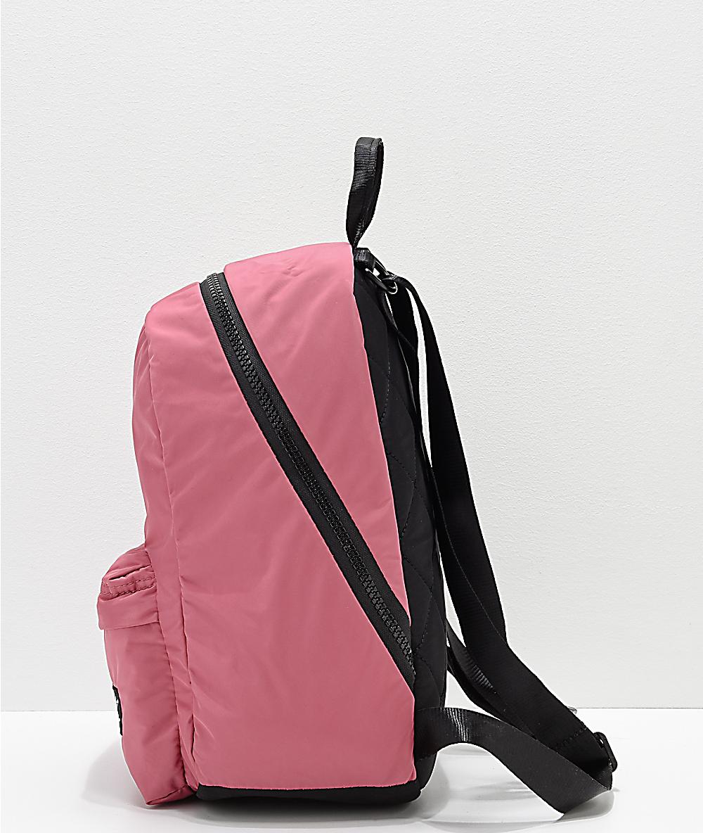 f5b533382242 adidas National Compact Pink Mini Backpack | Zumiez