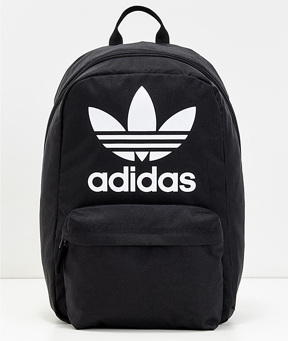 75b64c6e69 adidas Originals Big Logo Black Backpack