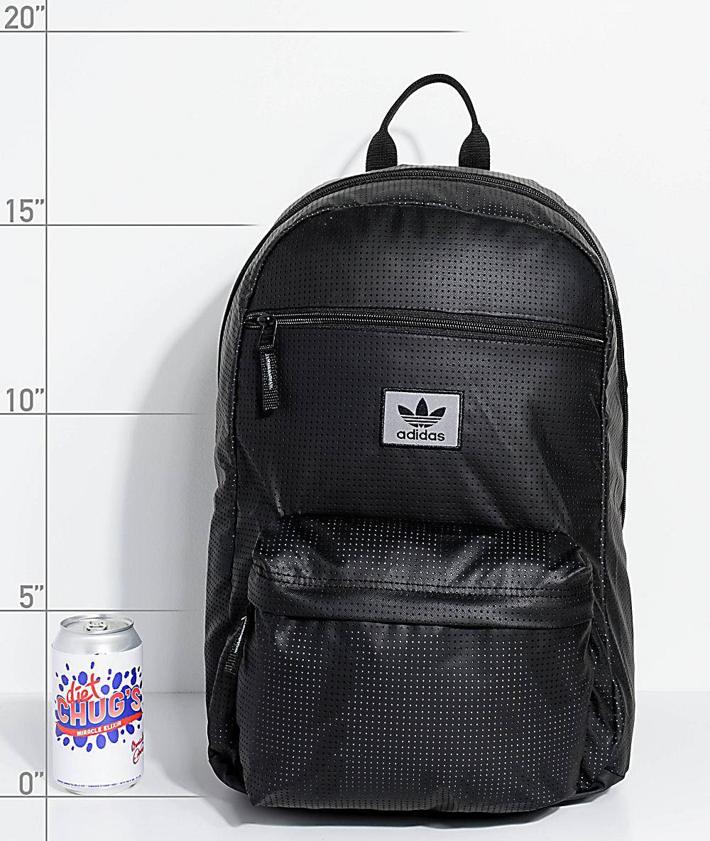 d051911d91 adidas Originals National Plus Black Backpack