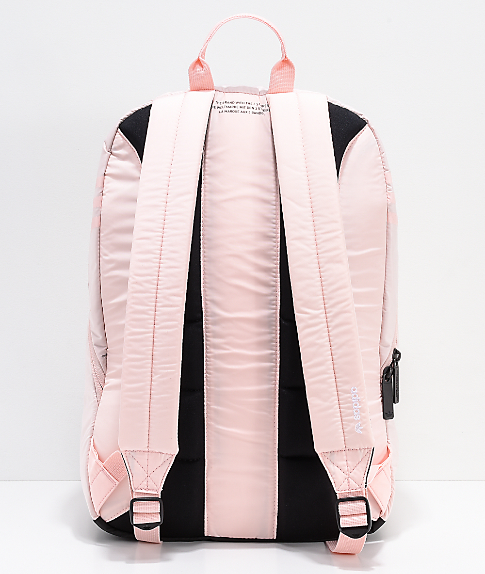 1bf0d8e3eb adidas Originals National Plus Icey Pink Backpack