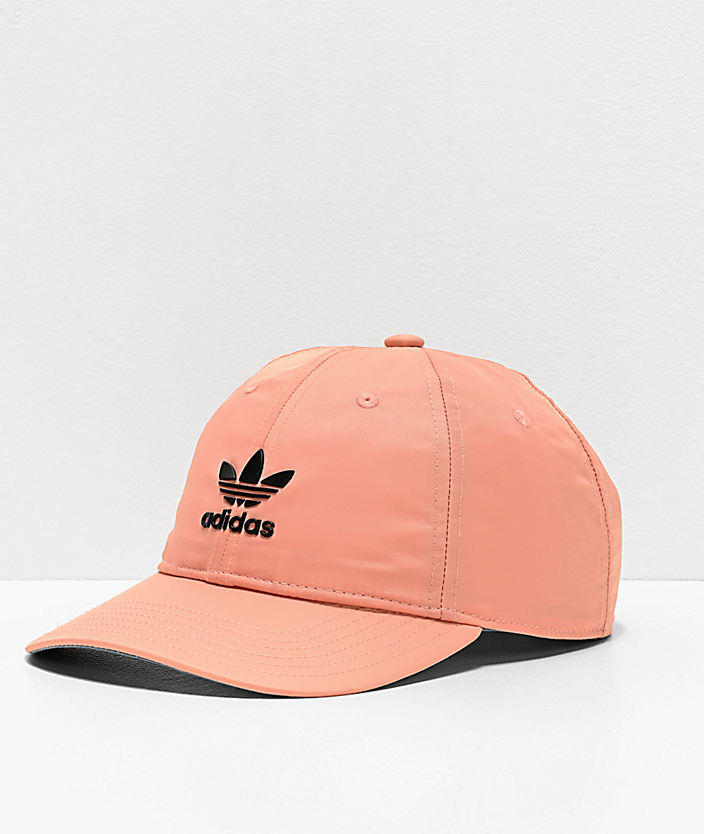 adidas Originals Relaxed Modern III Pink Strapback Hat