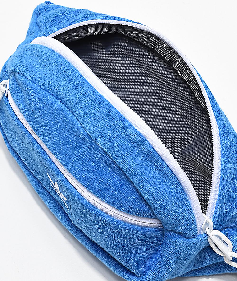 riñonera adidas originals azul