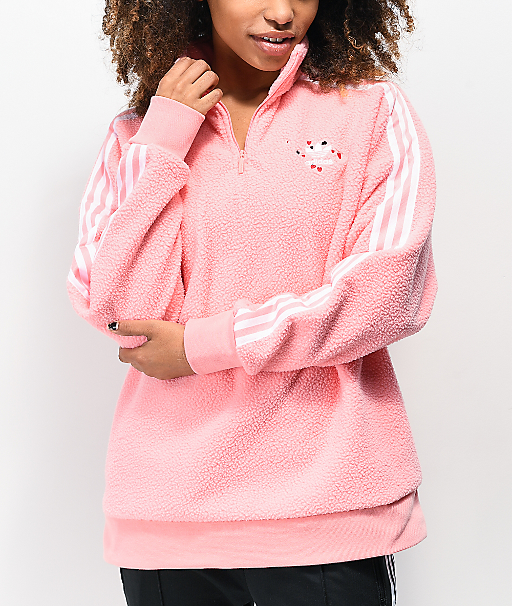 adidas fleece dress