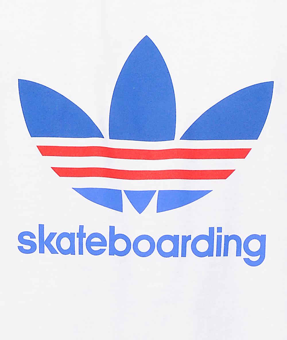 adidas Skate Logo T-Shirt
