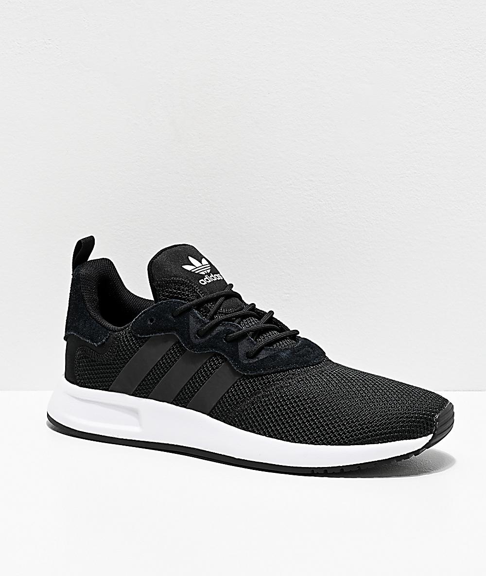 adidas X_PLR S Black & White Shoes