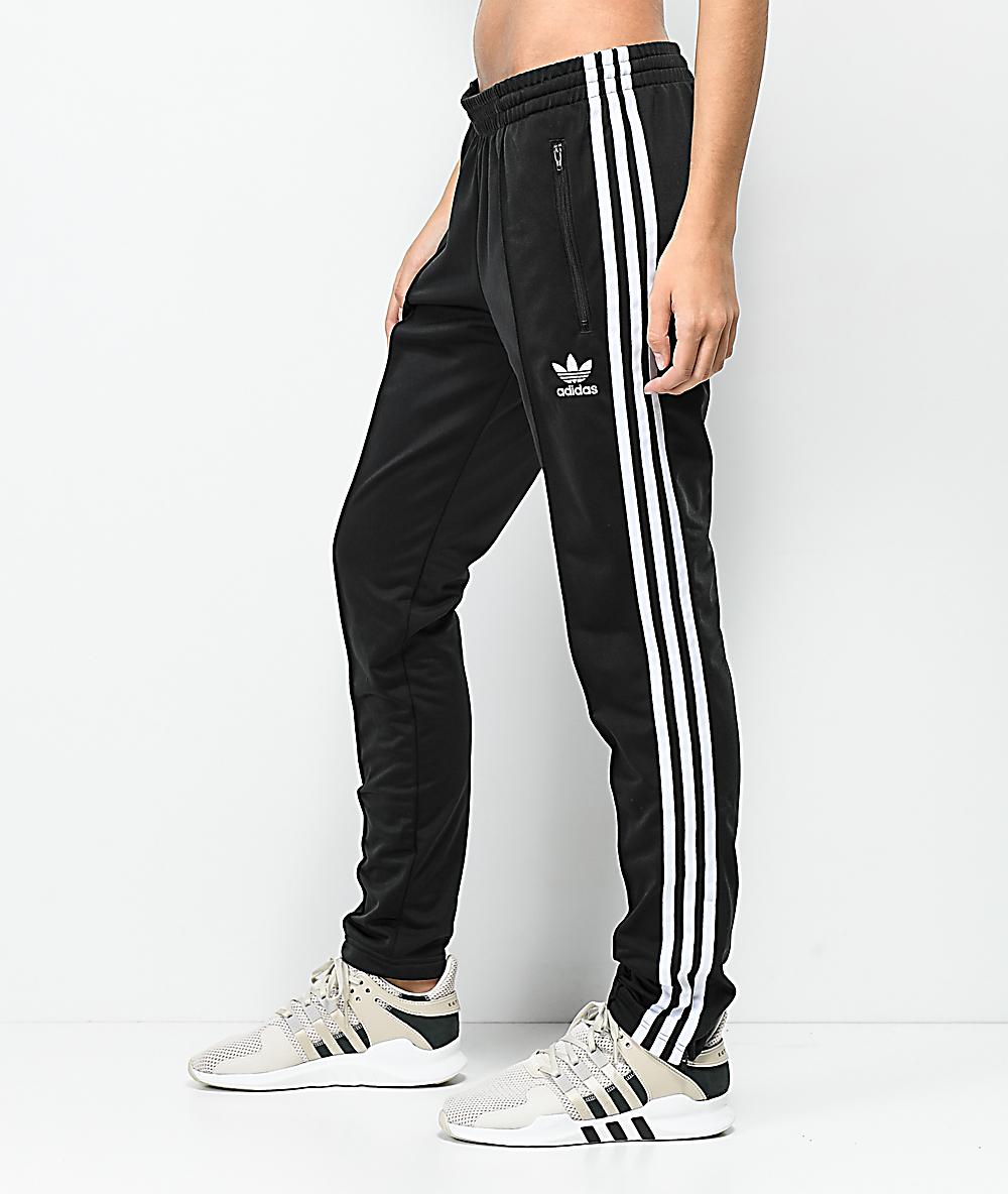 pantalones adidas 3 rayas mujer