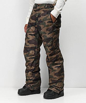686 Infinity Camo Snowboard Pants