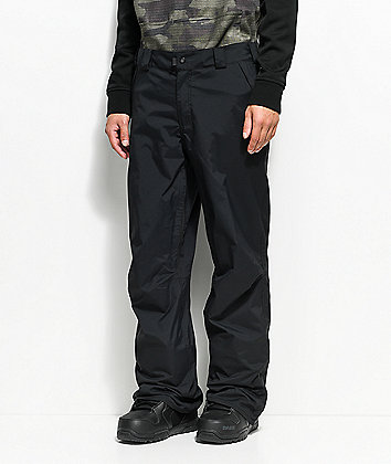 686 Standard Shell Black 5K Snowboard Pants 2019