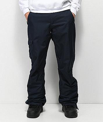 686 Supreme Navy Cargo 10K Snowboard Pants