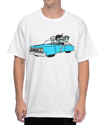 A-Lab Galaxy Boyz White T-Shirt