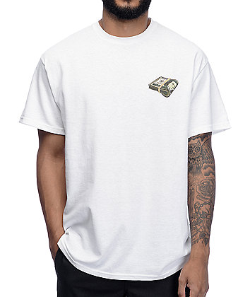A-Lab Thousandaire White T-Shirt