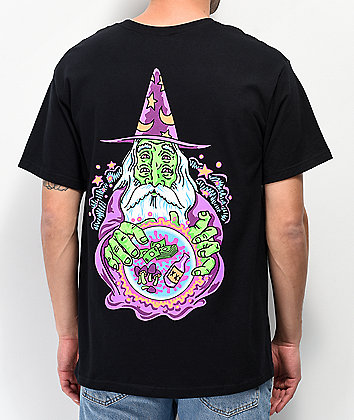 A-Lab Wizard Stuff Black T-Shirt