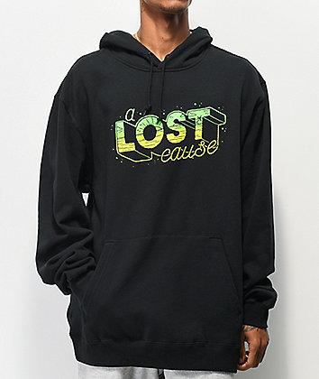 A Lost Cause Horizon Black Hoodie