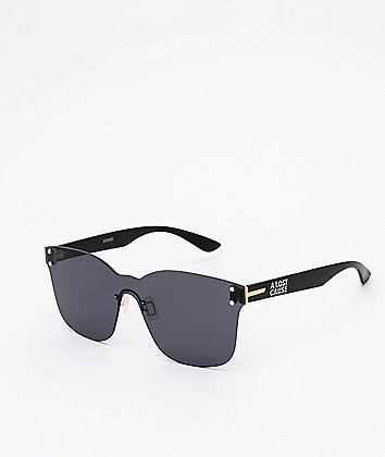 A Lost Cause Skyline Matte Black & Smoke Sunglasses