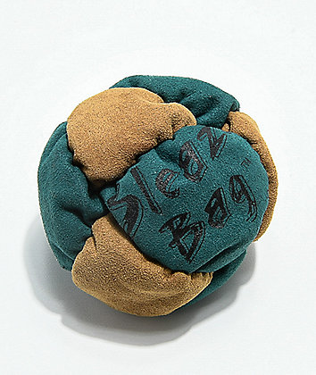 Adventure Imports 8 Panel Suede Sand Hacky Sack
