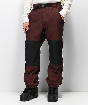 Airblaster Elastic Boss Mahogany 15K Snowboard Pant