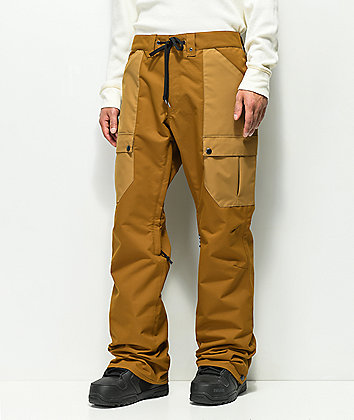 Airblaster Freedom Grizzly Cargo 10K Snowboard Pants