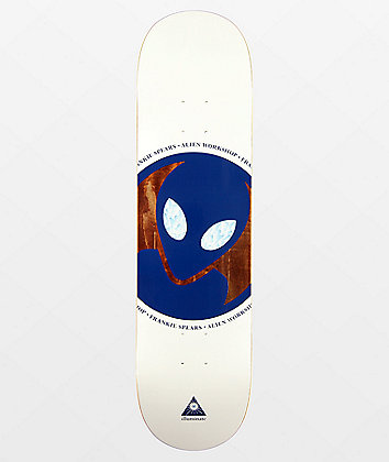 """Alien Workshop Frankie Spears Pro 8.25"""" Skateboard Deck"""