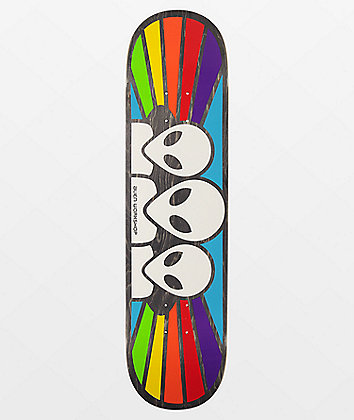 "Alien Workshop Full Spectrum 8.0"" Skateboard Deck"