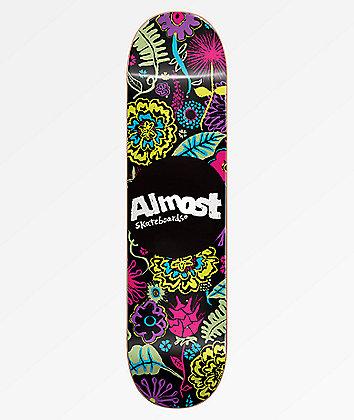 "Almost Textile 8.25"" Skateboard Deck"