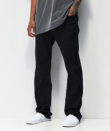 Altamont A999 Black Wash Denim Jeans