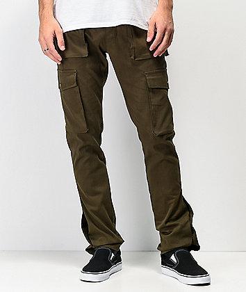 American Stitch Utility Olive Cargo Pants