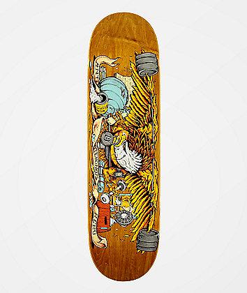 "Anti-Hero Pumping Feathers 8.5"" Skateboard Deck"