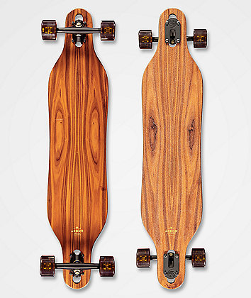 "Arbor Axis Flagship 2019 40"" Drop Through Longboard Complete"