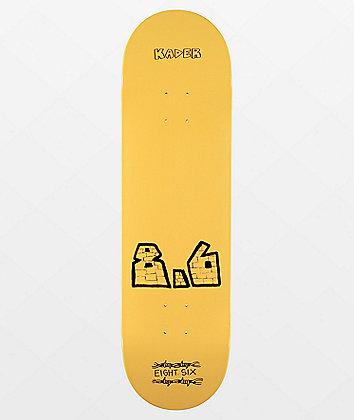 "Baker Kader Mega 8.6"" Skateboard Deck"