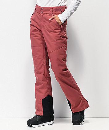 Billabong Malla Vintage Plum 10K Snowboard Pants