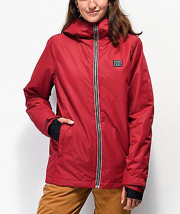 Billabong Sula Cardinal 10K Snowboard Jacket