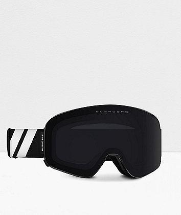 Blenders Gemini II Black Snowboard Goggles