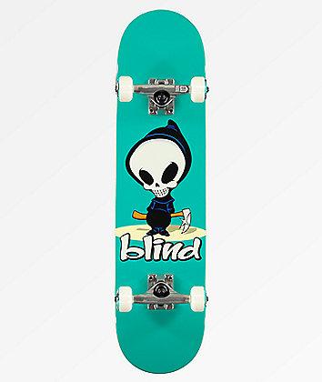 """Blind OG Reaper 7.75"""" Skateboard Complete"""