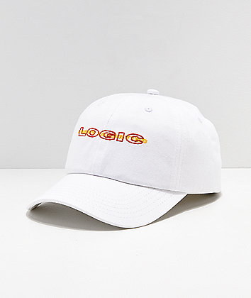 Bobby Tarantino by Logic Live It Up White Strapback Hat