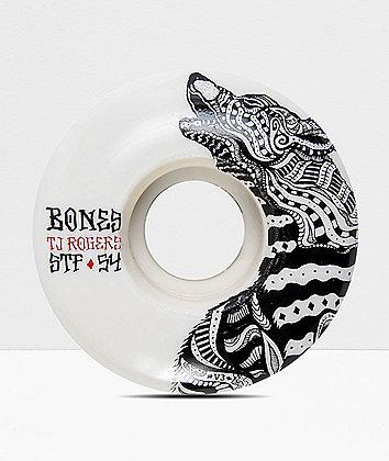 Bones STF Pro Rogers Wolf 54mm Skateboard Wheels
