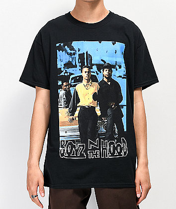 Boyz In The Hood Black T-Shirt