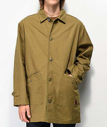 Brixton Fairdays II Olive Jacket