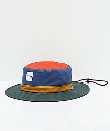 Brixton Gate II Colorblock Bucket Hat