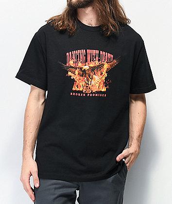 Broken Promises Hell Is Empty Black T-Shirt